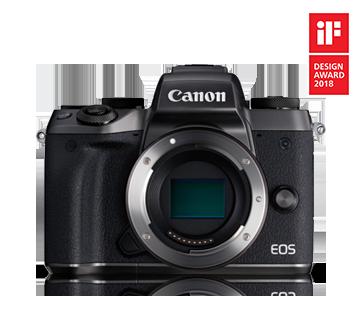 EOS M5 (Body) - Canon Malaysia - Personal
