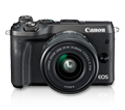 EOS M6 Kit (EF-M15-45 IS STM) image