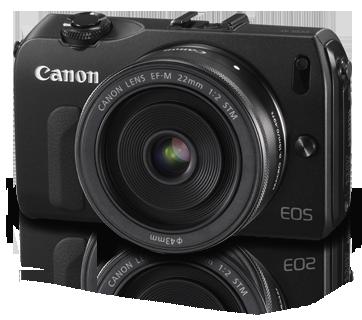 EOS M - Canon Malaysia - Personal