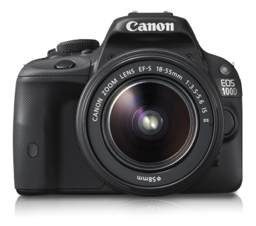 EOS 100D Kit (EF S18-55 IS STM) - Canon Malaysia - Personal
