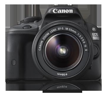 Canon DSLR EOS-100D Kit 18-55mm STM