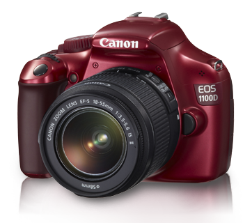 EOS 1100D Kit (EF S18-55 IS II) - Canon Malaysia - Personal