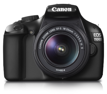 EOS 1100D Kit (EF S18-55 IS II) - Canon India - Personal