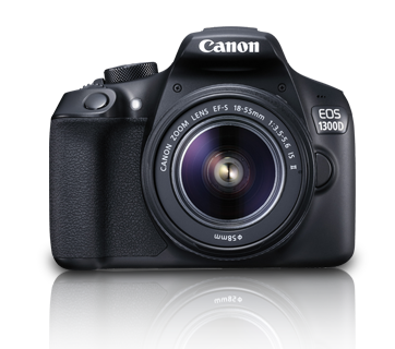EOS 1300D Kit (EF S18-55 IS II) - Canon Malaysia - Personal