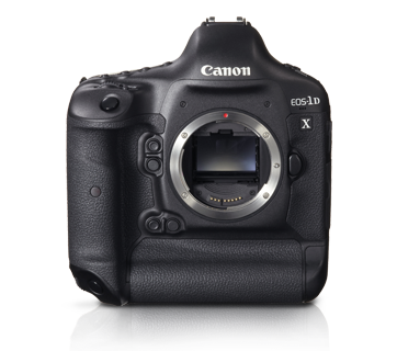 EOS-1D X (Body) - Canon Singapore - Personal