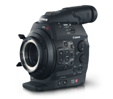 EOS C300 (PL) - Canon Malaysia - Personal