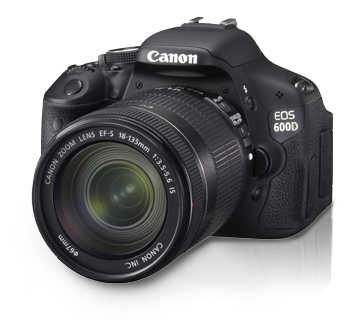 EOS 600D Kit I (EF S18-55 IS II) - Canon Malaysia - Personal