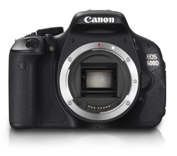 EOS 600D (Body) - Canon India - Personal