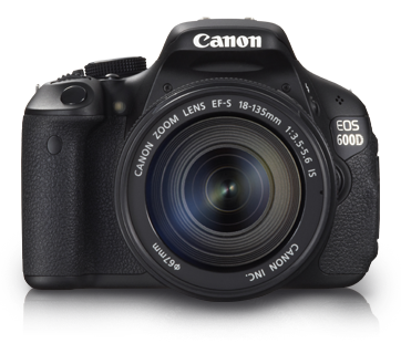 EOS 600D Kit II (EF S18-135IS) - Canon India - Personal