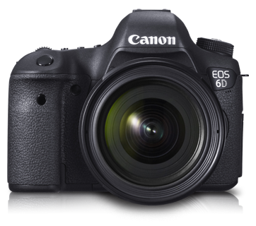 EOS 6D Kit II (EF 24-70 IS USM) - Canon Singapore - Personal