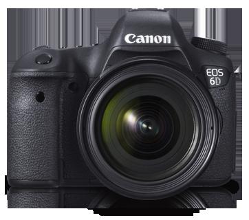Canon DSLR EOS-6D Kit 24-70mm F4
