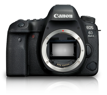 EOS 6D Mark II (Body) - Canon India - Personal