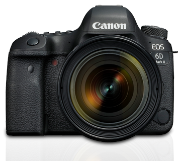EOS 6D Mark II Kit (EF 24-70mm f/4L IS USM) - Canon India - Personal