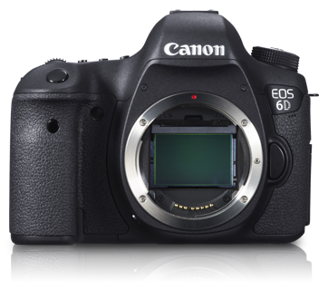 EOS 6D (Body) - Canon India - Personal