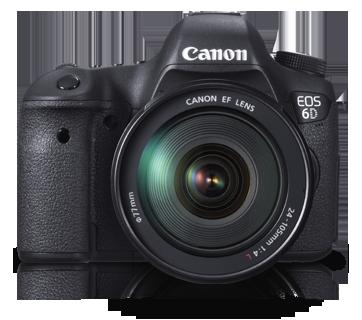 Canon DSLR EOS-6D Kit 24-105mm