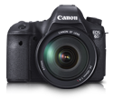 EOS 6D Kit (EF 24-105mm IS USM) image