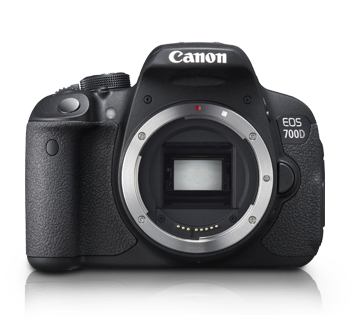 EOS 700D (Body) - Canon India - Personal