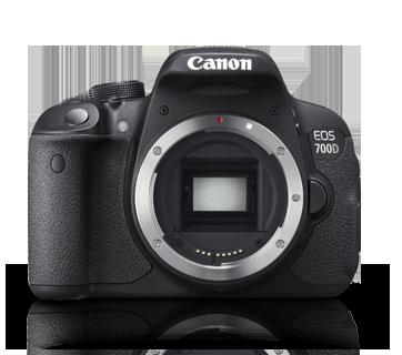 Canon DSLR EOS-700D Body
