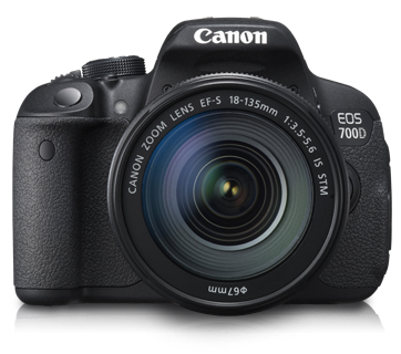 EOS 700D Kit II (EF S18-135 IS STM) - Canon Singapore - Personal