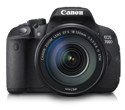 EOS 700D Kit II (EF S18-135 IS STM) image