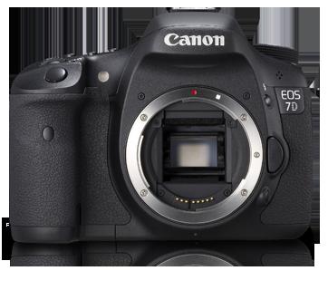 Canon DSLR EOS-7D Body