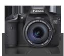 Зеркальные фотоаппараты Canon EOS 7D body.