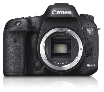 EOS 7D Mark II (Body) - Canon India - Personal