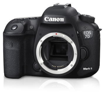 EOS 7D Mark II (Body)