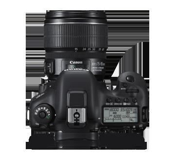 EOS 7D Mark II Kit II (EF-S15-85mm f3.5-5.6 IS USM)