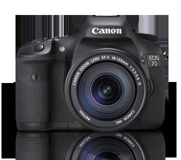 Canon DSLR EOS-7D Kit 15-85mm IS USM