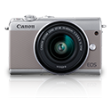 EOS M100 Kit (EF-M15-45 IS STM) image