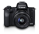 EOS M50 Kit (EF-M15-45 IS STM) image