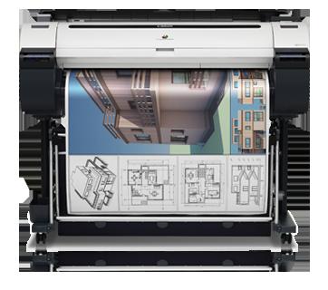 imagePROGRAF iPF771 - Canon Singapore - Business