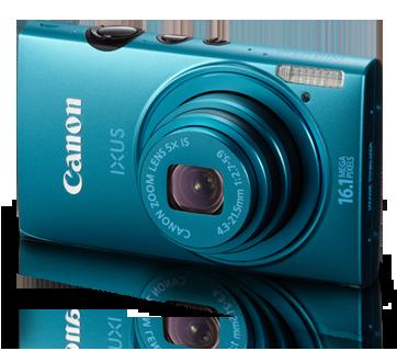 Digital IXUS 125 HS - Canon Singapore - Personal