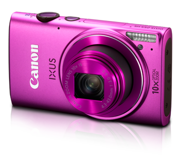 Digital IXUS 255 HS - Canon in South and Southeast Asia - Personal