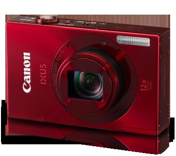 Digital IXUS 500 HS - Canon Singapore - Personal
