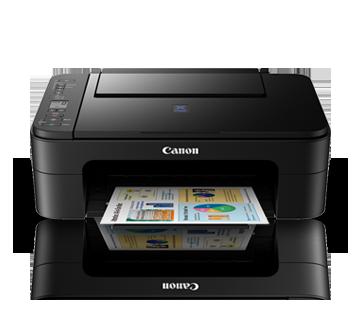 Canon Canon E3170 Printer and Scanner