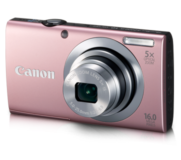 PowerShot A2400 IS - Canon India - Personal