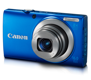 PowerShot A4000 IS - Canon India - Personal