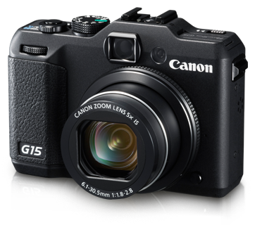PowerShot G15 - Canon India - Personal