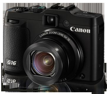 PowerShot G16 - Canon Singapore - Personal