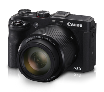 PowerShot G3 X - Canon India - Personal