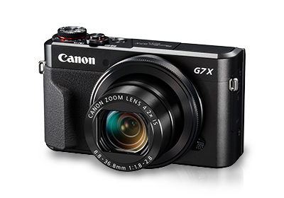 PowerShot G7 X Mark II - Canon India - Personal