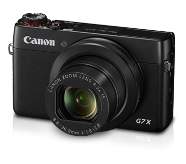PowerShot G7 X - Canon India - Personal