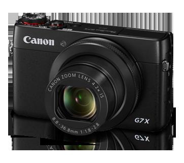 PowerShot G7 X - Canon India - Personal