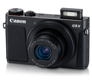 PowerShot G9 X Mark II - Canon India - Personal