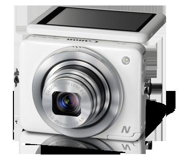 PowerShot N - Canon Singapore - Personal
