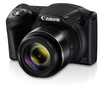 PowerShot SX430 IS - Canon Malaysia - Personal