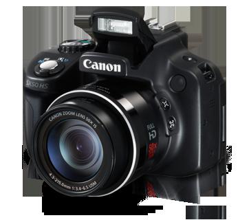 PowerShot SX50 HS - Canon Singapore - Personal