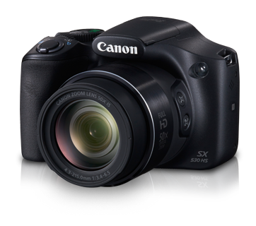 PowerShot SX530 HS - Canon India - Personal